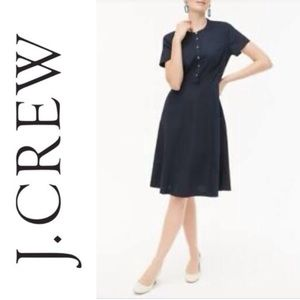 J. Crew Button-Down Shirtdress